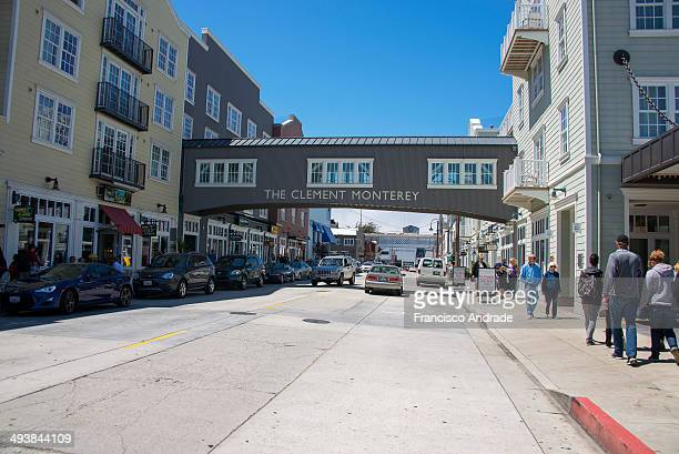 Historic downtown Monterey, Cannery Row's where you can enjoy beautiful marine landscapes and wildlife, charming boutiques, restaurants, gourmet...