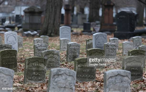 Historic early 1800's Cemetery