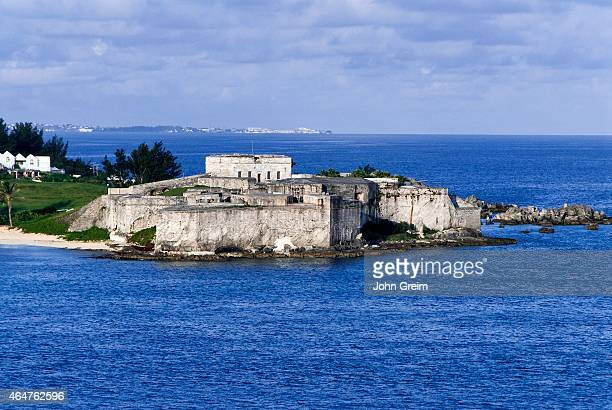 Historic Fort St Catherine
