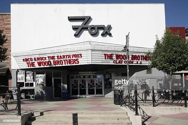 Historic Fox Theatre, on 'The Hill', Boulder, Colorado