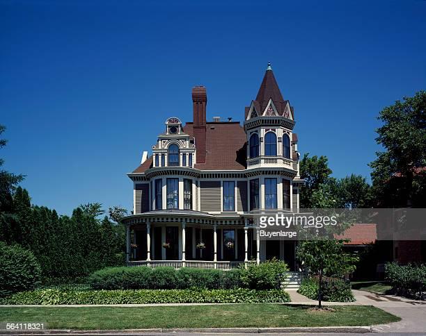 Historic house St Paul Minnesota