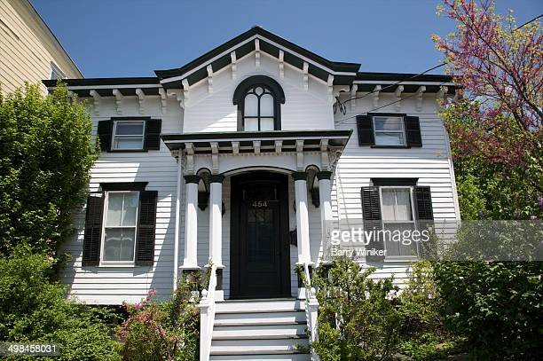 Historic Hudson residential architecture