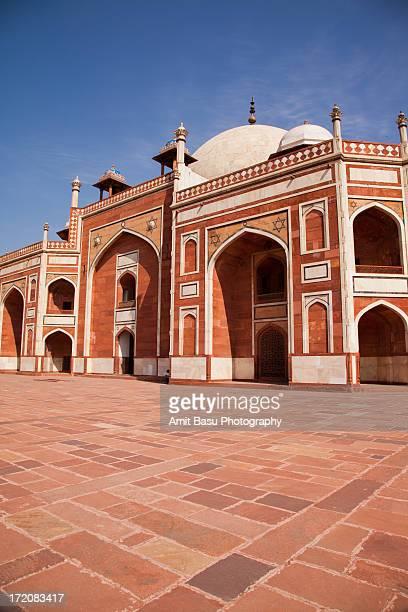 Historic Humayun Tomb, New Delhi, India