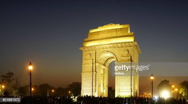 Historic India Gate Delhi