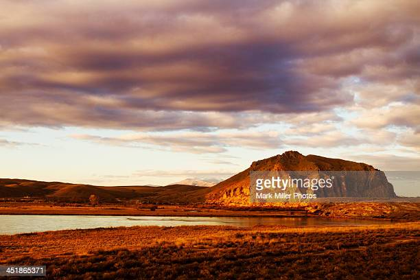 historic landmark in montana - sacagawea stock pictures, royalty-free photos & images