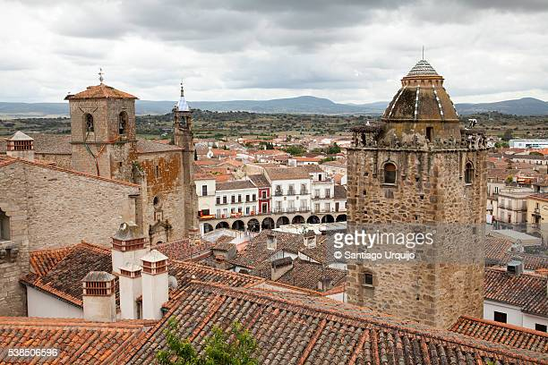 Historic old town of Trujillo