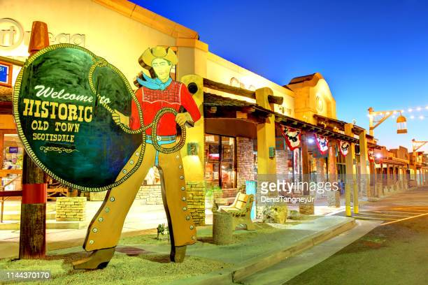 Historic Old Town Scottsdale