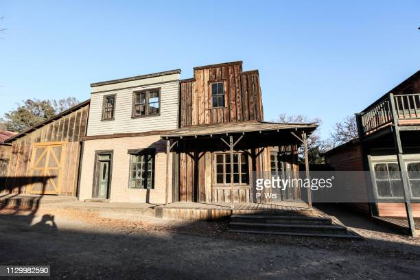 Historic Paramount Ranch Western Town