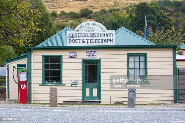 Historic post office, Cardrona, near Wanaka