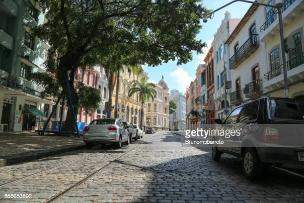 historic recife, brazil - istock stock pictures, royalty-free photos & images