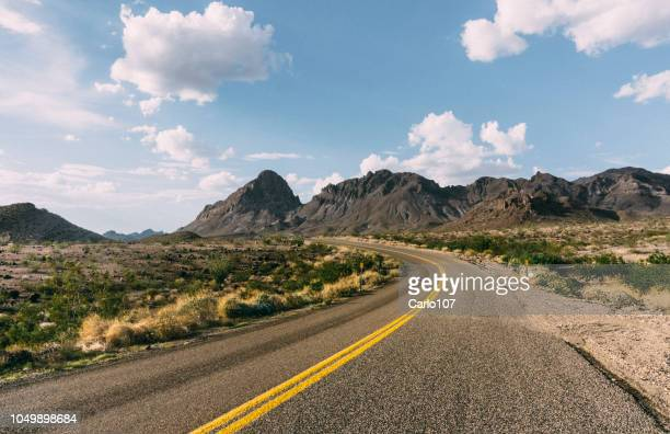 historic route 66 - route 66 stock photos and pictures