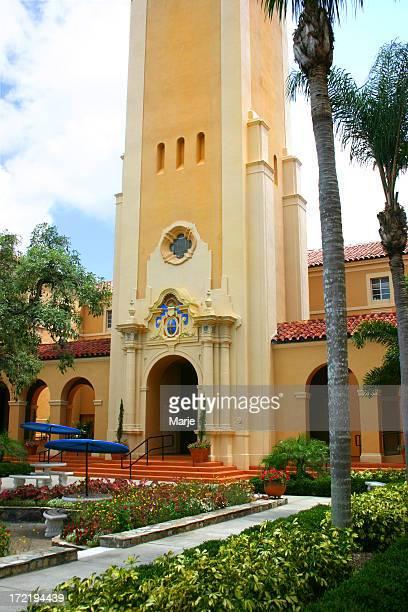 historic sarasota courthouse - sarasota stock pictures, royalty-free photos & images