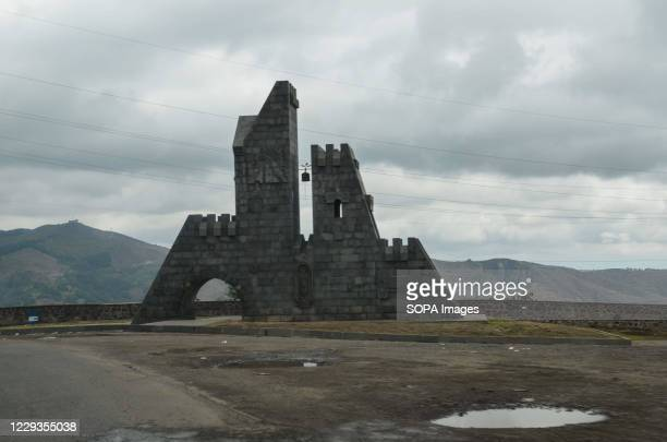 Historic site of Armenian people in Nagorno Karabakh. Disputed between Armenia and Azerbaijan after both countries became independent in 1991 when...