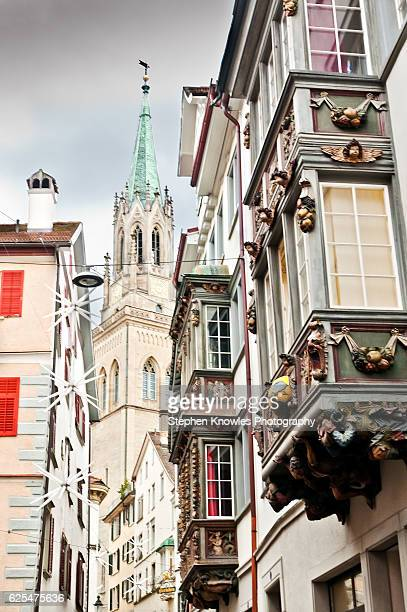 Historic St Gallen