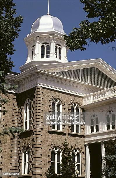Historic State Capitol Building in Carson City Nevada