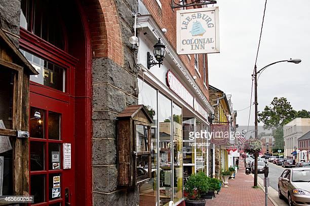 Historic Town of Leesburg, Virginia