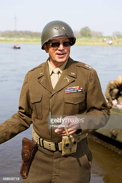 historic us army officer - general military rank stock pictures, royalty-free photos & images