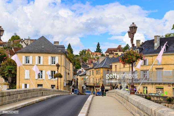 Historic village Montignac in France