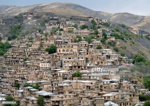 Historic village of Kang, Iran