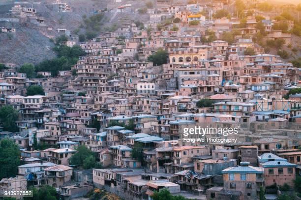 Historic Village of Kang, Mashhad, Razavi Khorasan Province, Iran