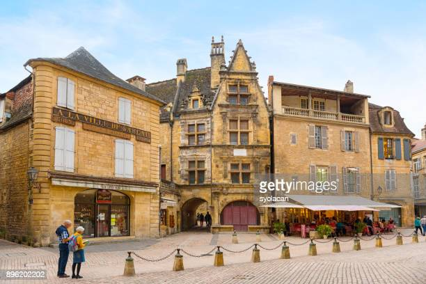 Historic village Sarlat La Caneda