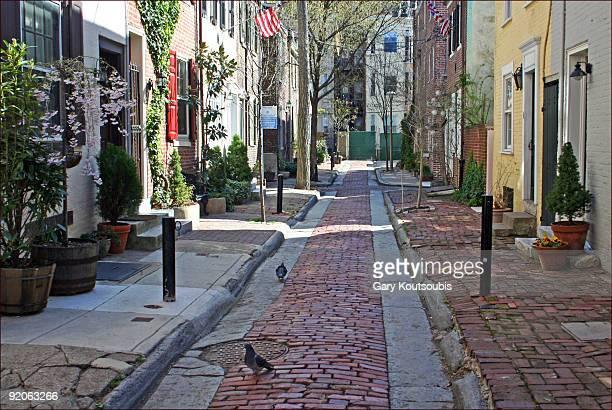 Historic Washington Square West, Philadelphia