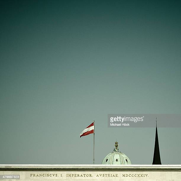 Historical buildings in Vienna