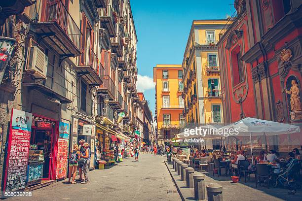Historical center of Naples