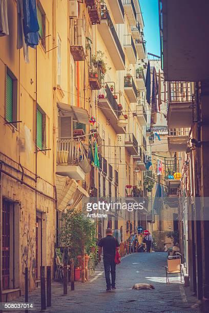 Centre historique de Naples