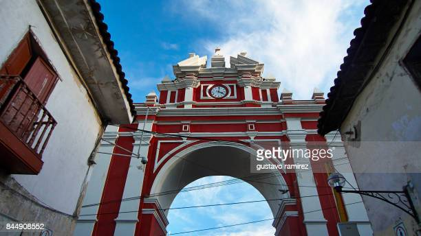 Historical center of the city of Ayacucho
