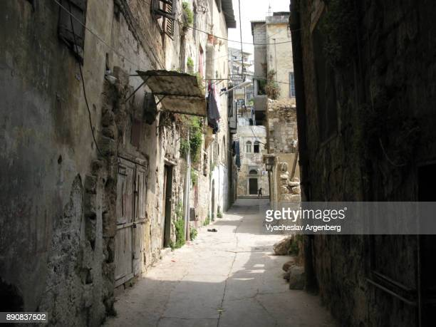 historical districts in tripoli, lebanon - argenberg stock pictures, royalty-free photos & images