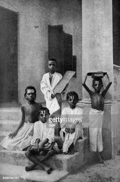 Historical Geography. 1900. India. The Tamils form the most civilized and energetic of the Dravidian peoples, and are certainly the most enterprising...