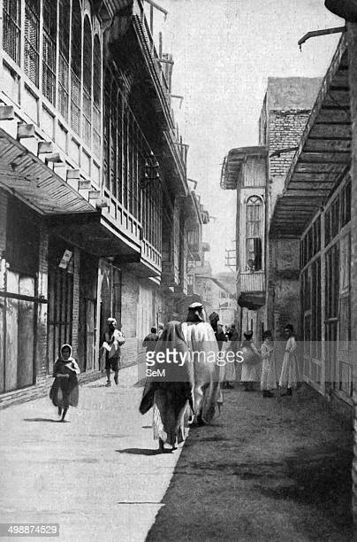 Historical Geography 1900 Iraq Bagdad long ago lost the magnificence of architecture and ornament that made it famous in the days of Haroun Al...