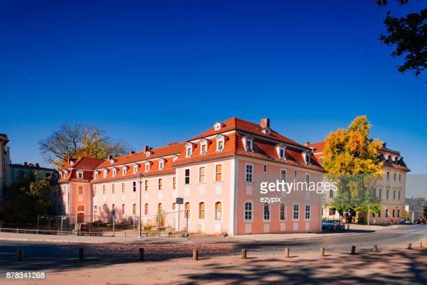 maison historique de «frau von stein» - frau photos et images de collection