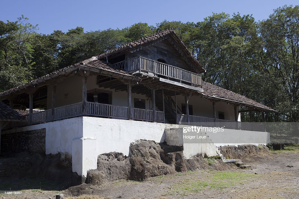 Historical Museum at La Casona. : Foto de stock
