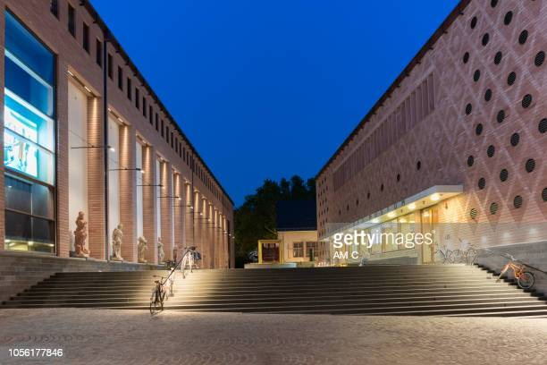 historical museum, frankfurt am main, germany - history museum stock pictures, royalty-free photos & images