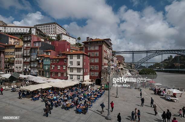 Historical part of Porto