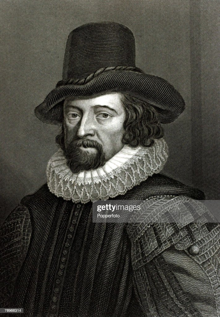 sir francis bacon philosopher photos pictures of sir francis  historical personalities sir francis bacon 1561 1626 english politician philosopher and
