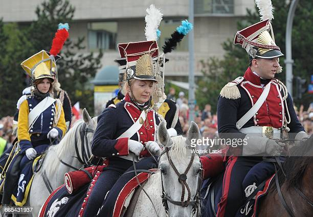 Historical reenactment groups are becoming more and more popular in Poland Recreating military units from Polish history is attractive especially for...