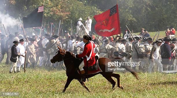 Historical reenactment of The Philadelphia Campaign of 1777, Brandywine Creek State Park