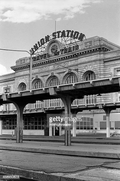 Historical Union Station of Denver Colorado