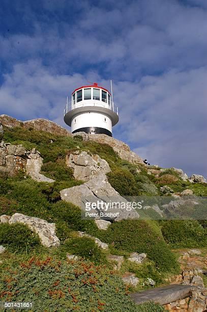 Historischer Leuchtturm am 'Cape Point' am Kap der Guten Hoffnung bei Kapstadt Südafrika Afrika Reise NB DIG PNr 1299/2005