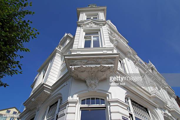 Historisches Strandhotel Blankenese erbaut im Jahr 1902 am Strandweg in HamburgBlankenese an der Elbe Blankenese Bezirk Altona Elbvororte Hansestadt...