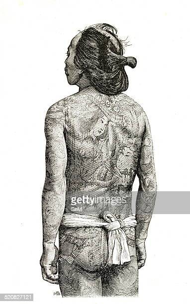 History and origins of tattooingJapanese tattoo In Japanese tattoos are called irezumi or ireru horimono The Japanese people used tattoos for...