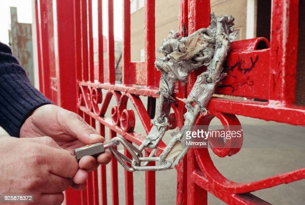 History goes under the hammer when the great Ayresome Park Auction takes place on 23rd April 1996. The famous old gates are locked for the last time,...