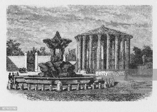 History of Ancient Rome Forum Boarium The Forum Boarium was the cattle forum venalium of Ancient Rome
