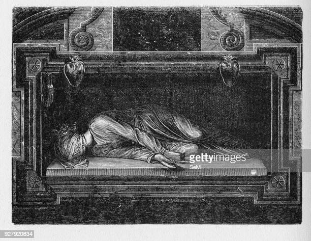 History of Ancient Rome Saint Cecilia is the patroness of musicians