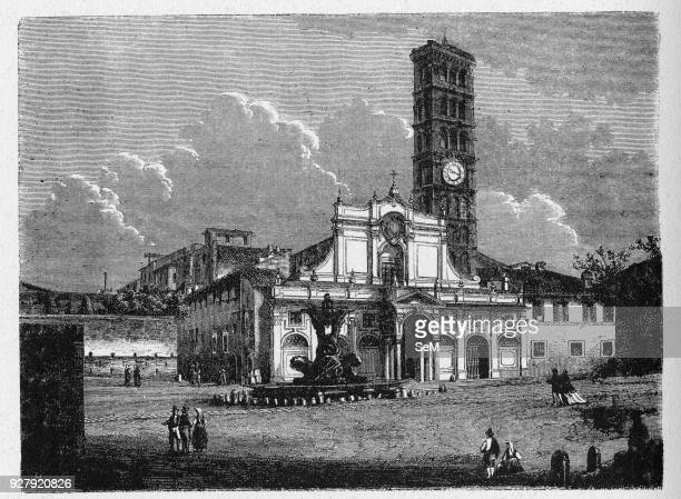 History of Ancient Rome Santa Maria in Cosmedin is a minor basilica church in Rome Italy It is located in the rione of Ripa