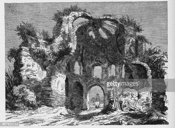 History of Ancient Rome. Temple of Minerva Medica.