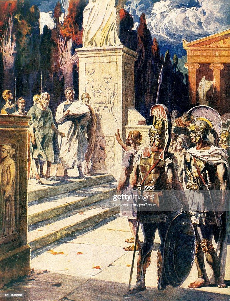 History of Greece : News Photo